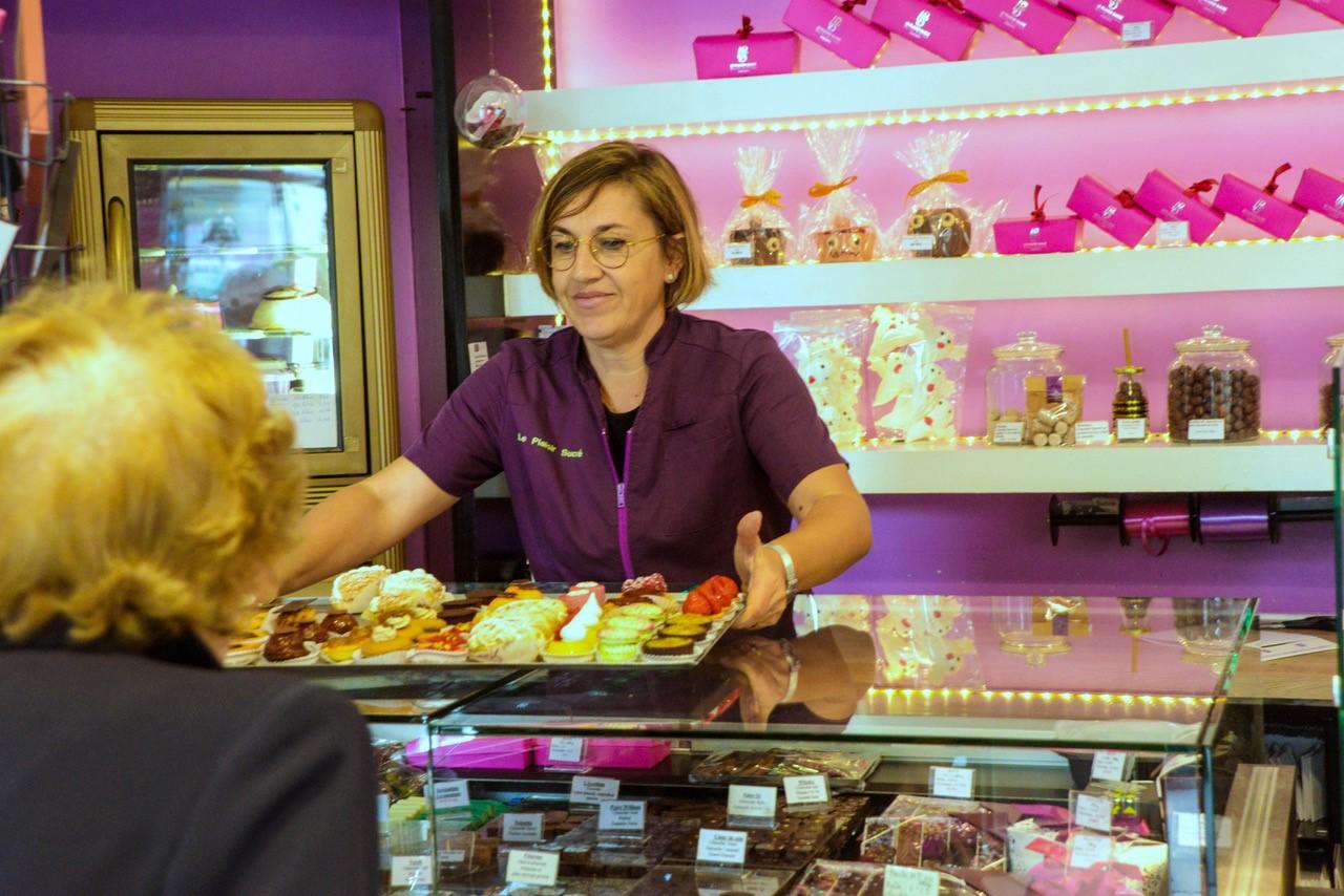 Isabelle Breniaux Responsable boutique