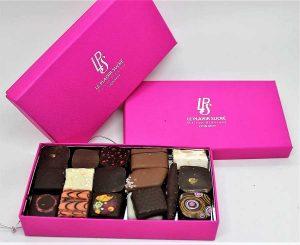 Boîte de chocolat 250 grammes - Le plaisir sucré Lyon Vaise
