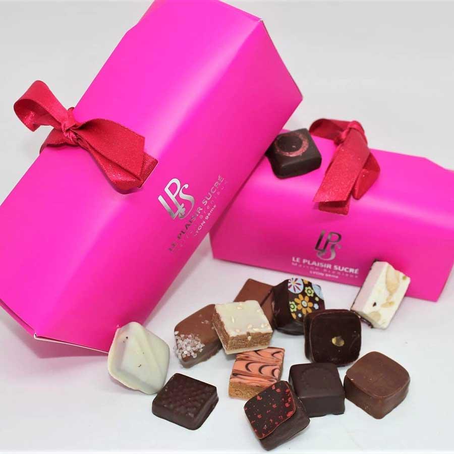 Ballotin de chocolat - Le plaisir sucré Vaise